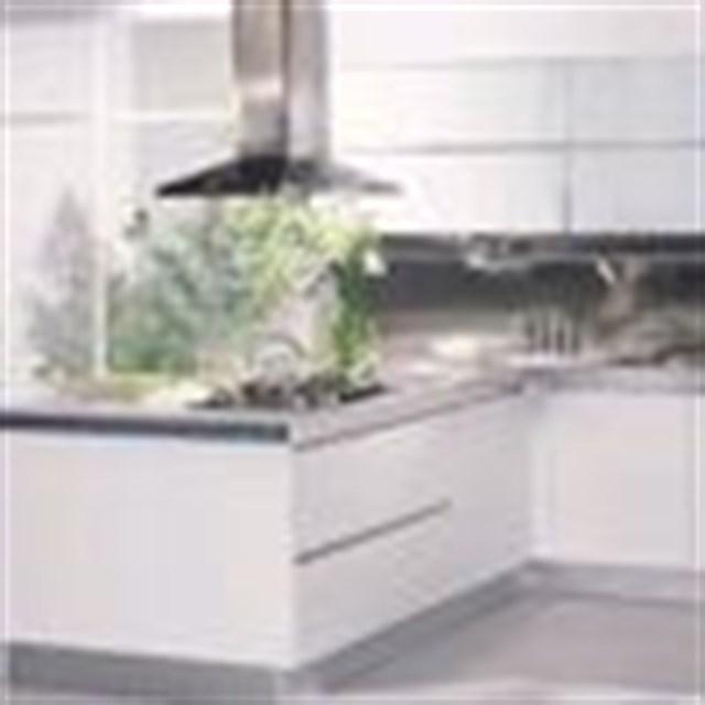 İşlevsel mutfaklar, modern banyolar